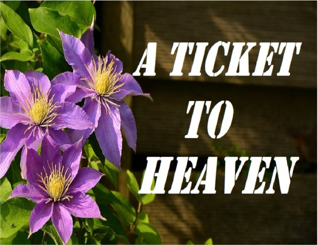 A ticket to heaven
